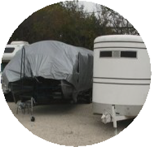 boat and rv storage circle